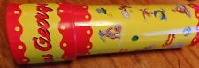 Schylling Curious George Tin Kaleidoscope Mint New