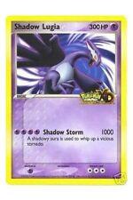 Pokemon Go! Jumbo Shadow Lugia Promo Card E3 Nintendo Rare Not Copy