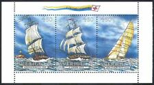 Suecia 1992 Europa/Columbus/barcos/barcos/Marino/Navegación/transporte Panel de 3v (n40383)