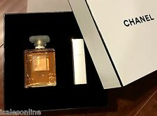 CHANEL COCO MADEMOISELLE Travel Spray Set (EDP 3.4 oz & Twist Spray 07. oz EDP)