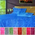 XXL Thai Seide Tagesdecke Bettlaken Bettdecke Sofaüberwurf Zudecke Couchdecke