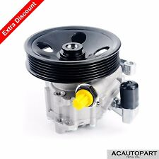 New Power Steering Pump for Mercedes Benz W163 ML320 ML350 ML430 Direct Fit