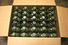 Case of 60 US Military 1 Quart HARD PLASTIC CANTEENS 1QT OD GREEN BPA FREE NEW