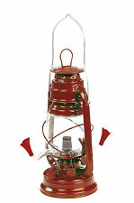 Hurricane Lantern HUMMINGBIRD Feeder  - by GSI Outside Inside - Lamp Light