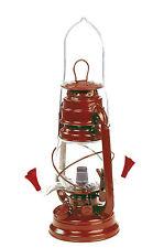 Hurricane Lantern HUMMINGBIRD Feeder  - by GSI Outside Inside - Lamp Light