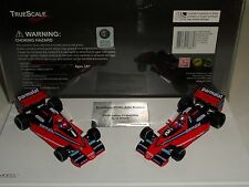 1/43 True Scale TSM Formula 1 Brabham BT46 Alfa Romeo 1978 Italian GP 1-2 finish