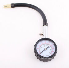 Tyre Air Pressure Gauge Meter Tester 0-100 PSI Car/Truck/Motorcycle/Van
