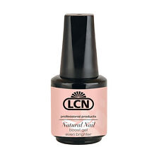 Natural nail Boost GEL even brighter 10ml novità mondiale