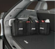 NEW 2015 JEEP RENEGADE REUSABLE SHOPPING BAGS 82213900 OEM MOPAR