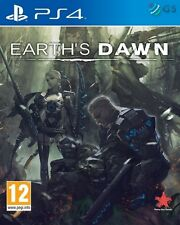 Earth's Dawn PS4 * NEW SEALED PAL *