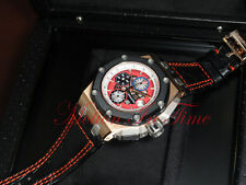 Audemars Piguet Barrichello III 257 Rose Gold Limited 257 26284RO.OO.D002CR.01