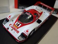 Quartzo White/Red Porsche 956 Short Tail Canon 1000Km Nurburgring 1983 1:43 NIB