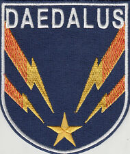 PARCHE STAR GATE ATLANTIS DAEDALUS  STARGATE PATCH