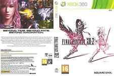 FINAL FANTASY XIII-2 GIOCO NUOVO PER MICROSOFT XBOX 360 IN EDIZIONE UK XB3020512