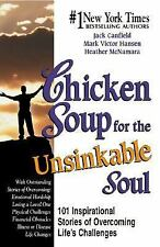Chicken Soup for the Unsinkable Soul: Stories of Triumph and Overcomin-ExLibrary