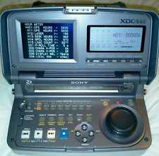 Sony PDW-V1 Professional Disc Recorder XDCAM dvcam mpeg imx Mobile PDWV1 5836 hs