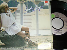 """7"""" - Anita Meyer / IDAHO & If living is without you - VG++ # 4015"""