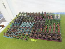 Lot of 133 Dreamblade Prepainted Miniatures Game Dungeons & Dragons Green