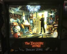 BALLY TWILIGHT ZONE PINBALL MACHINE LEDs