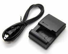 Battery Charger for Sony Alpha SLT-A33 SLT-A35 SLT-A37 SLT-A37K SLT-A55 SLT-A55V