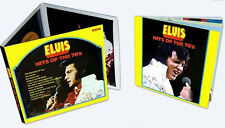 "Elvis Hits Of The 70s 2 CD : FTD Special Edition / Classic Album 7"" Presentation"