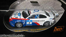 IXO 1:43 BMW M3 GTR #2  WINNER NURBURGRING 2005 OLD SHOP STOCK GTM032 OUR LAST 1