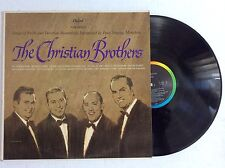 THE CHRISTIAN BROTHERS s/t self-titled with Carolyn (& Ron Patty) vinyl LP NM