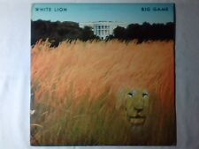 WHITE LION Big game lp USA