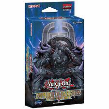YU-GI-OH CARTE: l'Imperatore delle tenebre struttura Deck-sr01-SIGILLATO MONARCHI Deck