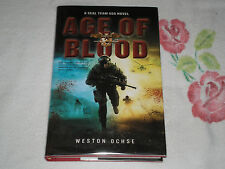 Age of Blood by Weston Ochse  *SIGNED*