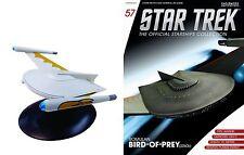 Eaglemoss Star Trek ST0057 ROMULAN BIRD OF PREY 57 NEW RELEASE STOCK!