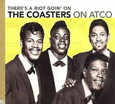 The Coasters-Complete Atco Recordings, the [limited Edition] CD NEW