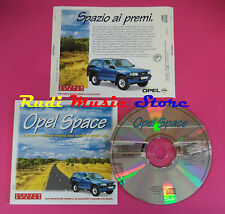 CD Opel Space Compilation MARVIN GAYE OTIS REDDING QUINCY J no mc dvd vhs(C40*)