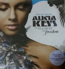 Alicia Keys - The Element of Freedom Deluxe Edition (Europe version) Include DVD