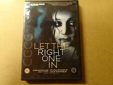 DVD / LET THE RIGHT ONE IN