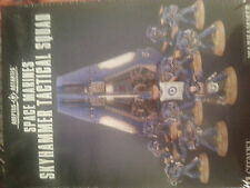 WARHAMMER 40K SPACE MARINES SKYHAMMER TACTICAL SQUAD - NEW & SEALED