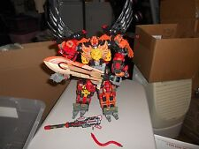 TFC Transformers Project Ares, Predaking combiner, near complete, please read