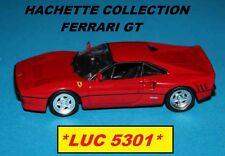 FERRARI 288 GTO PAR IXO POUR HACHETTE COLLECTION AU 1/43