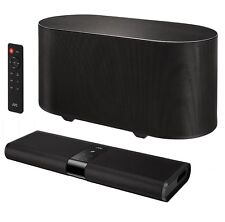 JVC th-wl311b 2.2 TV Sound Bar Speaker 120w Subwoofer senza fili Bluetooth NFC