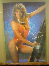 Best Wishes Kathy Smith Enjoy vintage Oginal Poster 1987 1886