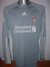 Liverpool ADIDAS GK XXL Player SPEC questione Techfit MAGLIA JERSEY CALCIO FOOTBALL