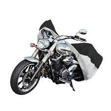XXL Outdoor Motorcycle Cover Fits Harley Dyna Super Wide Glide FXDWG/Low Rider