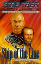 Ship of the Line (Star Trek: The Next Generation),GOOD Book