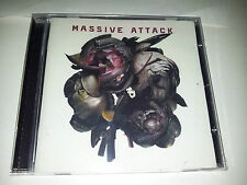 cd musica elettronica massive attack collected