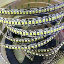 240led/m 3528 led strip light 1200leds Tape lights cold warm white  DC12V 5m New