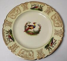 Myott Staffordshire CHELSEA BIRD Large Dinner Plate 10 3/4""