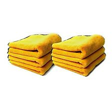 Chemical Guys MIC_506_12 Professional Grade Premium Microfiber Towels Gold (1...