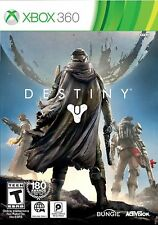 XBox 360 DESTINY Video Game Space Shooter FPS RPG Online Multiplayer Live Sci Fi