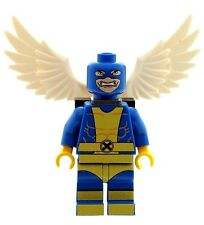 Custom Minifigure Angel Superhero Xmen Printed on LEGO Parts