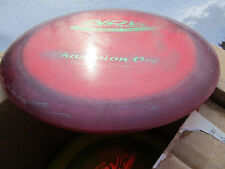 Mid 2000s Used Flat Top Disc Golf Mega Pearly 172g Champion Orc W/Green Stamp